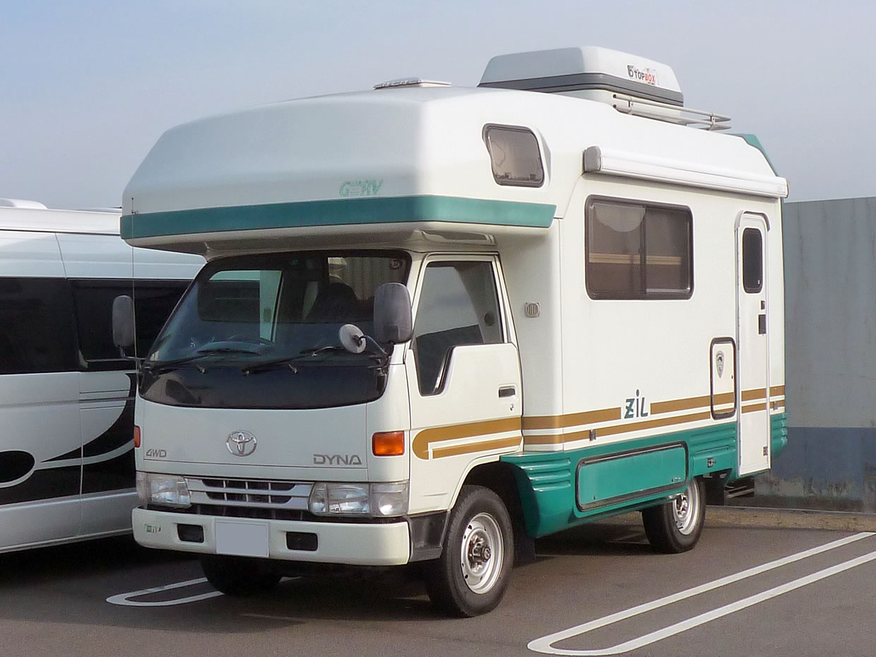 Toyota Camroads For Sale Toyota Camroad Motorhomes