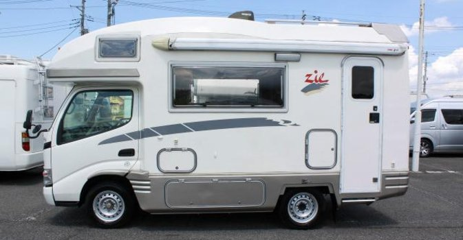 Mercedes Rv For Sale >> Toyota Camroad Motorhomes